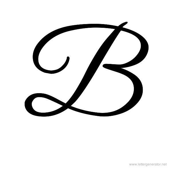 cursive alphabet gallery free printable alphabets letter generator net. Black Bedroom Furniture Sets. Home Design Ideas