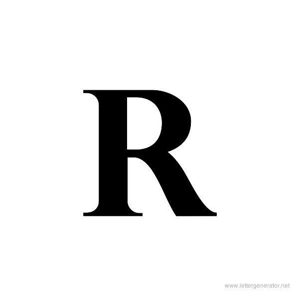 graphic about Giant Printable Letters identified as Print Huge Letters Of The Alphabet. Hefty Stencil Letters